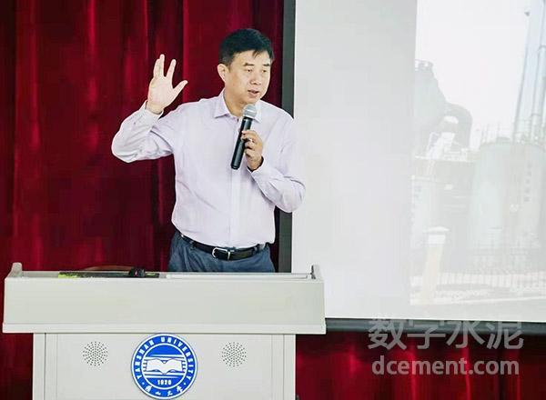 孔祥忠:水泥行业的科技创新和行业自律机制创新