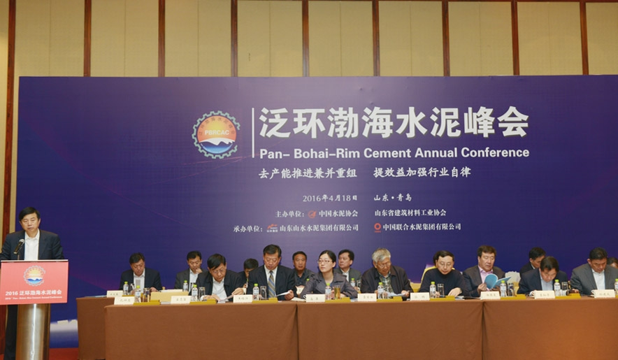 水泥界高层人士共话泛环渤海水泥发展